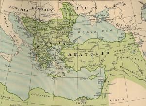 Impero ottomano alla fine del XVIII secolo