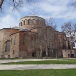 L'ex Basilica di Santa Irene
