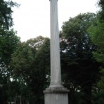 La Colonna Gotica nel parco Gulhane