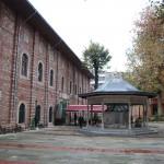 Cortile della Moschea Arap