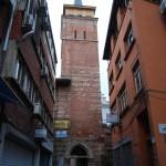 Minareto-campanile della Moschea Arap