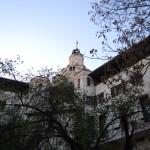 La torre del Beyoglu Hospital