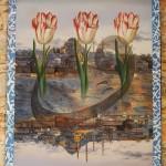 Dipinto nel Museo dei Tulipani