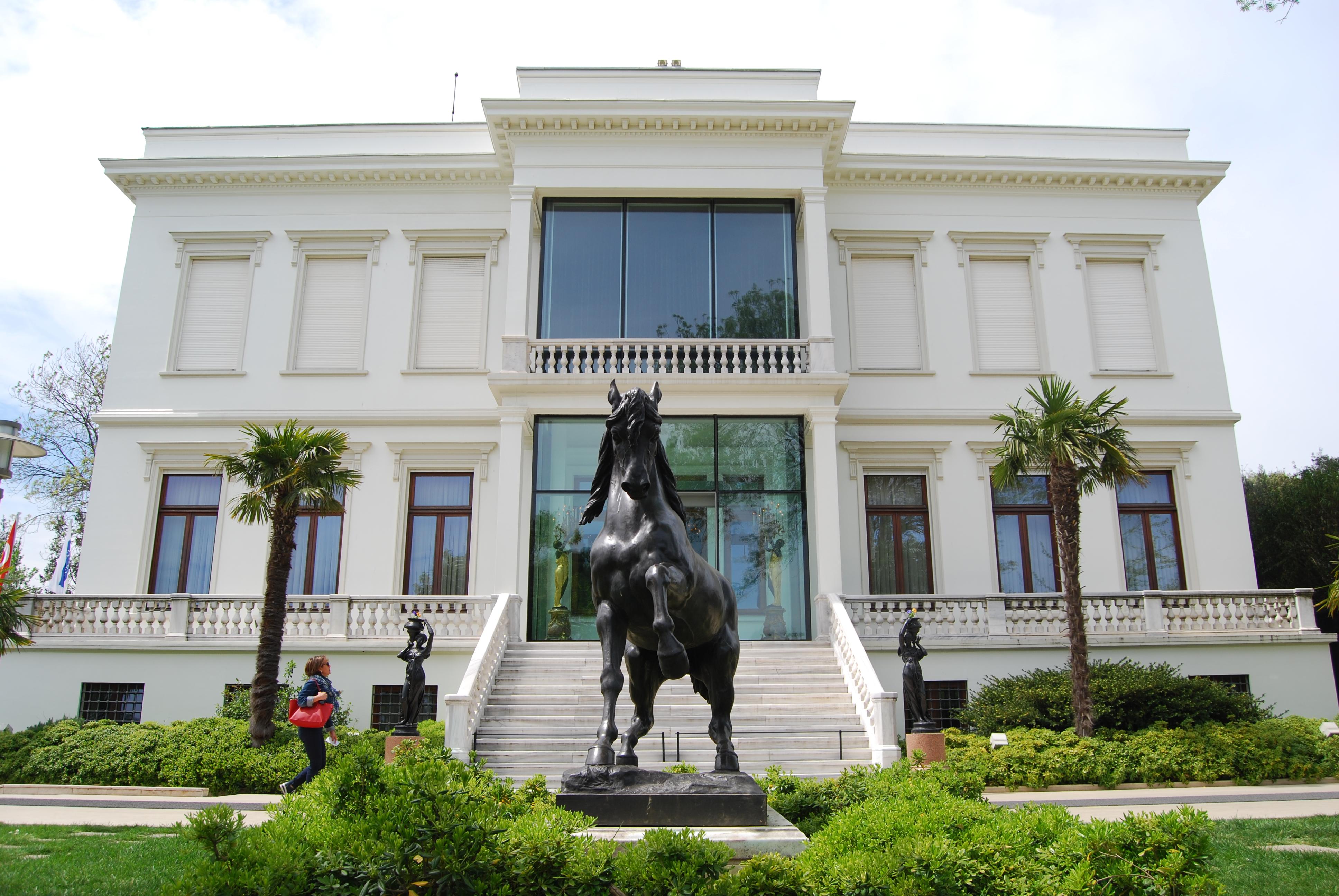 Il Museo Sakıp Sabancı