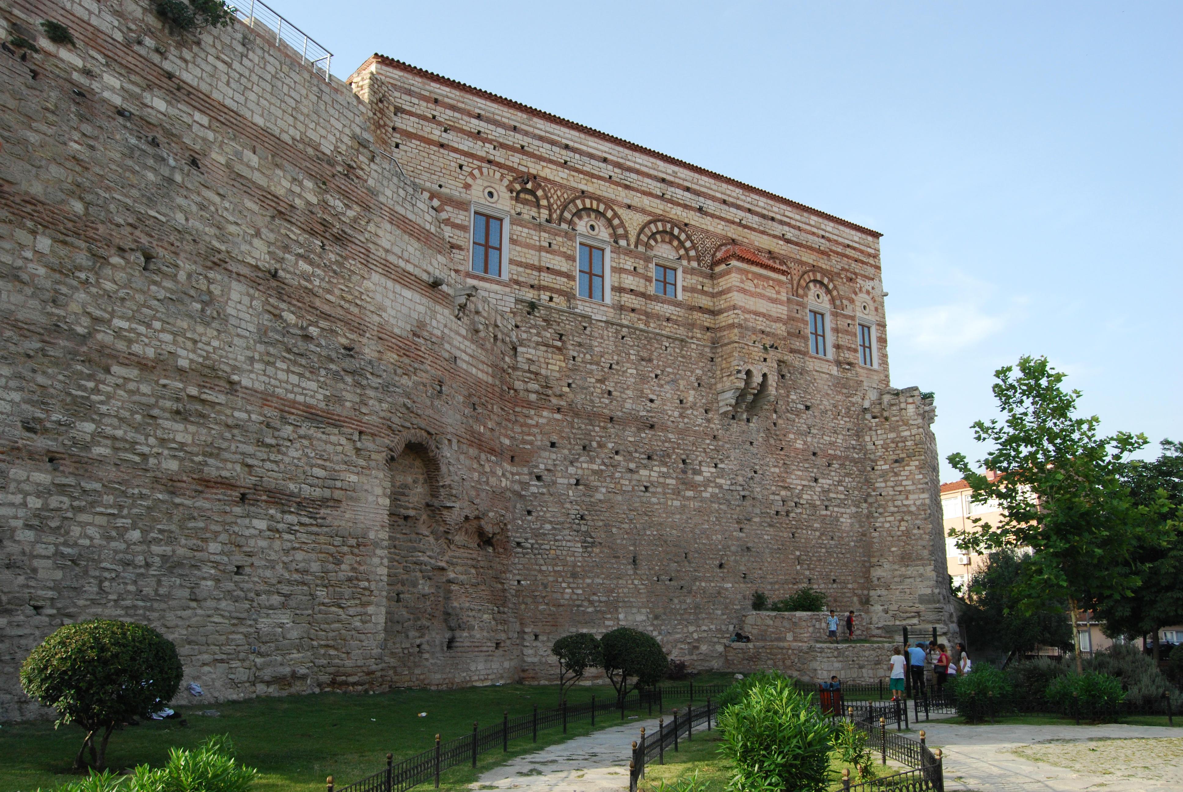 Il Palazzo del Porfirogenito
